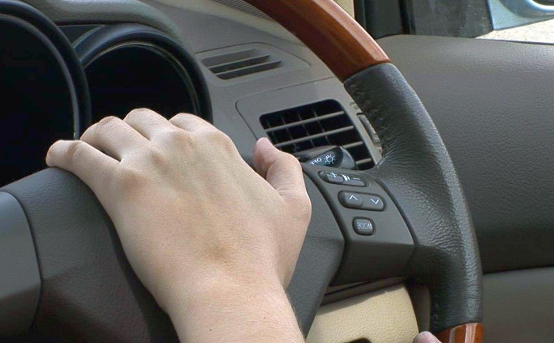 When is it illegal to use your horn? - THE HIGHWAY CODE